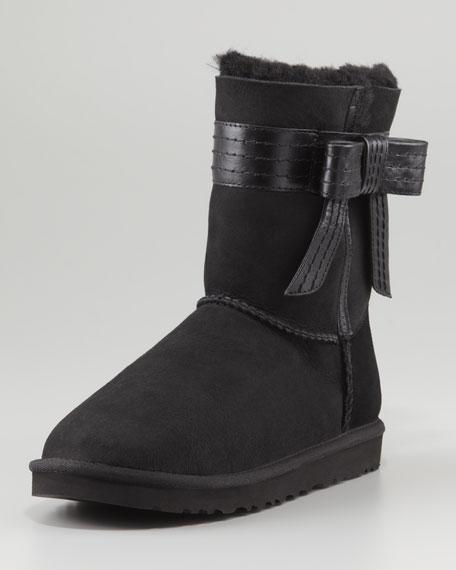 UGG Australia Leather & Shearling Boots buy cheap online footlocker online free shipping 100% original 6LlKM9fs5