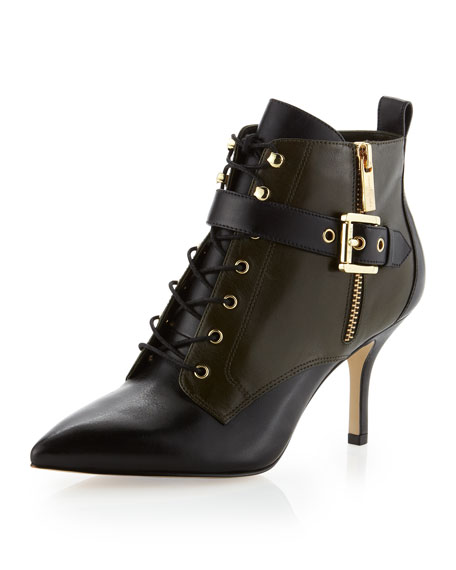 f927c3ab06e MICHAEL Michael Kors Brena Lace-Up Bootie. Brena Lace-Up Bootie