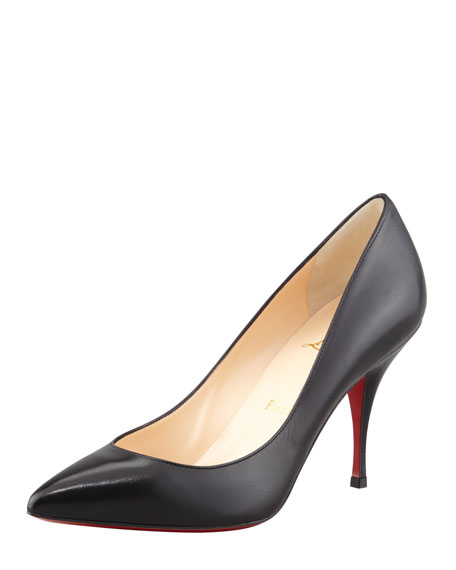 Christian Louboutin Piou Piou Patent Leather Pumps online cheap price irVPppV