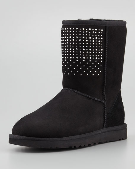 UGG Australia Leather Stud-Embellished Ankle Boots limited edition cheap online a1KTh9W