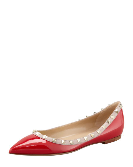 Red Valentino ballerina flats sale official site 8MdL1UlHw
