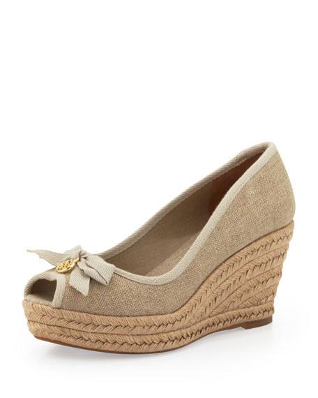 3c984c76098 Jackie Peep-Toe Wedge with 3 Heel