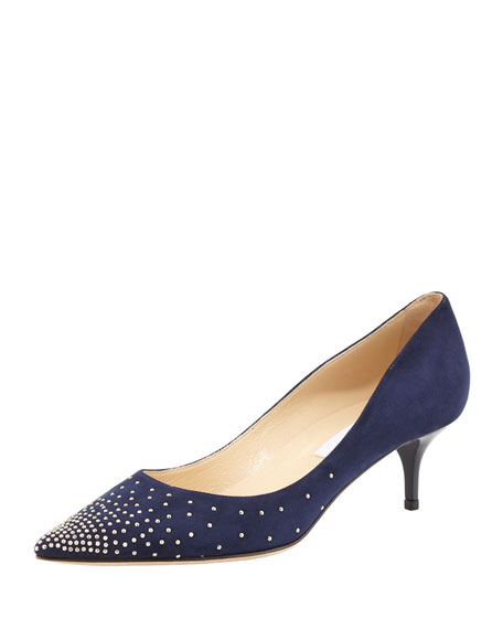 cheap in China Jimmy Choo Metallic Agnes Pumps clearance clearance store sale under $60 C7Q2zpy