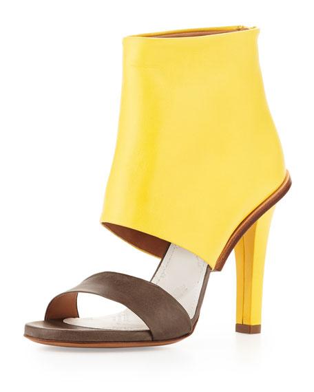 Maison Margiela Bicolor sandals Get Authentic Sale Online JMmu9RC9K