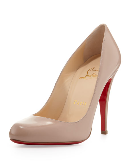decollete louboutin
