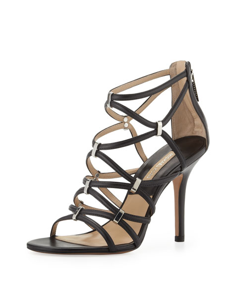 593ce3aaa53c Michael Kors Charlene Strappy Sandal