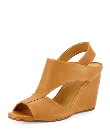 cheap sale best seller free shipping shop Coclico Leather Slingback Wedges purchase cheap price latest collections 2014 unisex for sale 8gUsxCtjR
