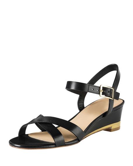 7131272ed50f Cole Haan Melrose Low-Wedge Sandal