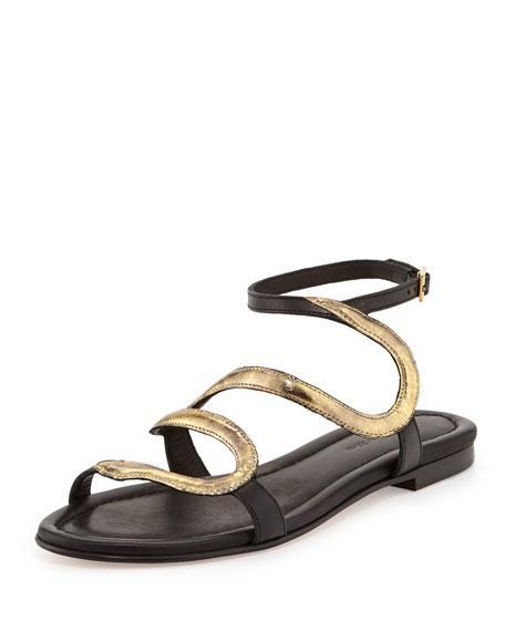 VISCONTI & DU RéAU Leather Sandals Shop Amazon Cheap Price Y2tQ09VuL