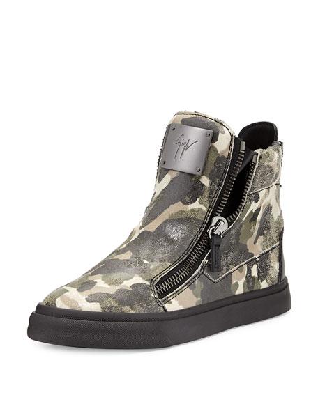 double zip sneakers Giuseppe Zanotti lU7cN
