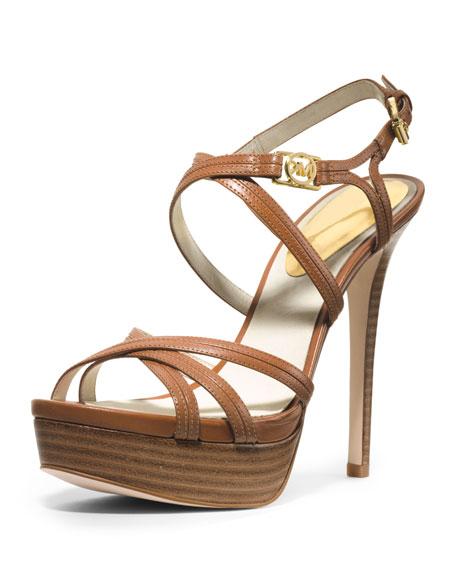 01dc85c7bd6 MICHAEL Michael Kors Cicely Platform Sandal