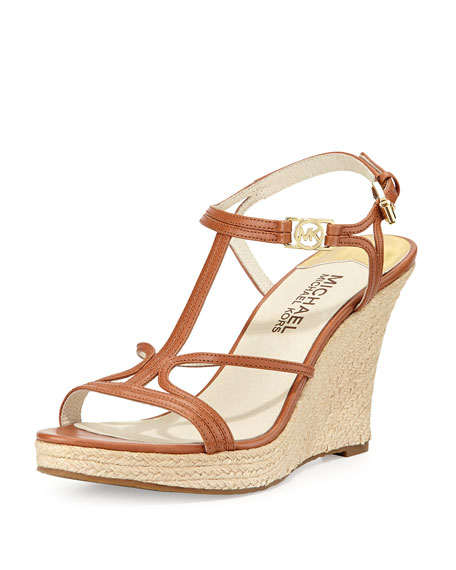 1f0e9fccc35 MICHAEL Michael Kors Cicely Wedge Sandal. Cicely Wedge Sandal