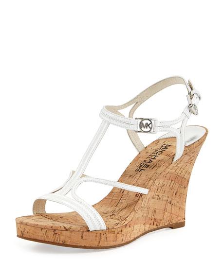 2292d6b1639 MICHAEL Michael Kors Cicely Wedge Sandal