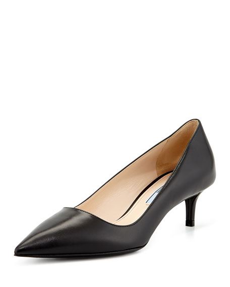 Prada Small heels pumps epdfchmay