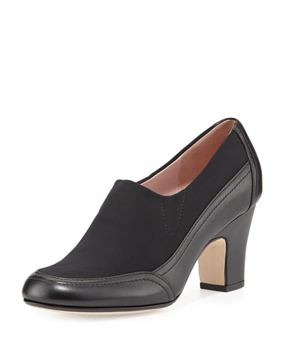 Tanna Stretch-Panel Shoe/Boot