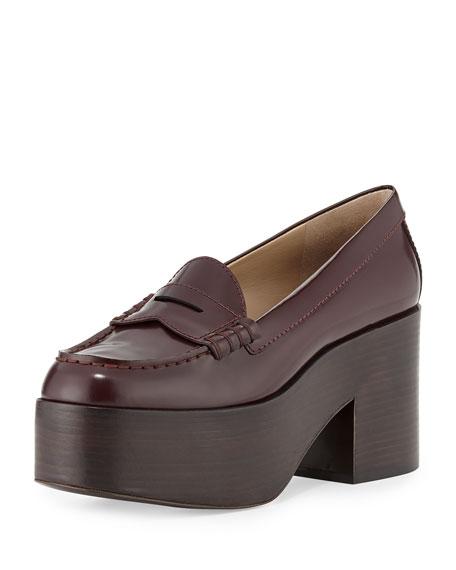 Michael Kors Platform loafers 0CdcnS7xIm