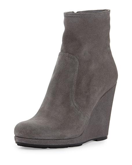 Prada Khaki Suede Ankle Boots ax0KCo4yoI