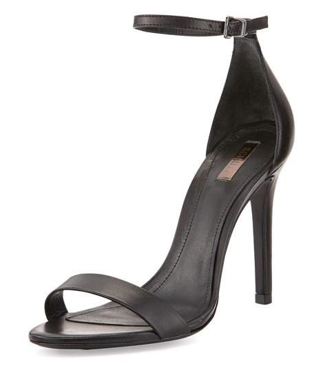 b77a31774d8 Schutz Cadey-Lee Leather Ankle-Strap Sandal