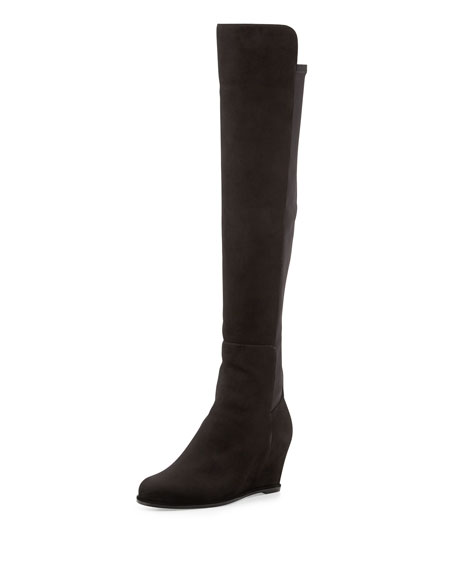 view cheap price outlet hot sale Stuart Weitzman Semi Over-The-Knee Boots 2014 new cheap price cheap sale factory outlet excellent online XoYBfeWNf
