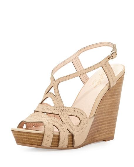 01a96e3cb4 Seychelles Worth It Strappy Wedge Sandal