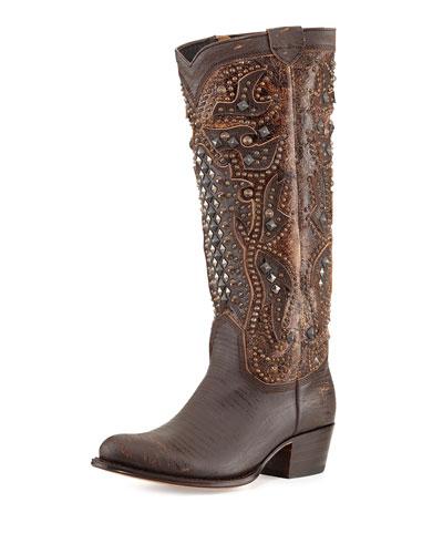 Deborah Deco Tall Boot