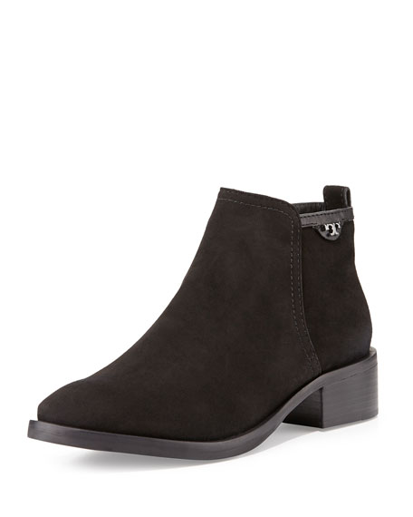 75bedb3a514 Tory Burch Lexi Suede Ankle Boot