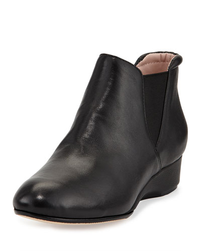Franklyn Napa Ankle Boot, Black