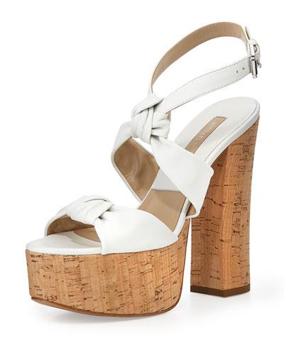 Cecily Runway Sandal