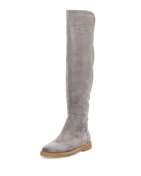 e8fbc81d8b8 Vince Coleton Suede Over-the-Knee Boot