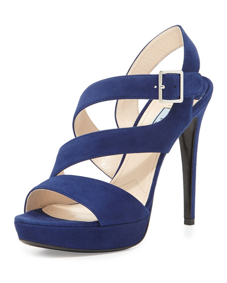 Prada Platform Slingback Sandals with credit card cheap price new cheap online wide range of cheap price buy cheap lowest price outlet collections tNedbi