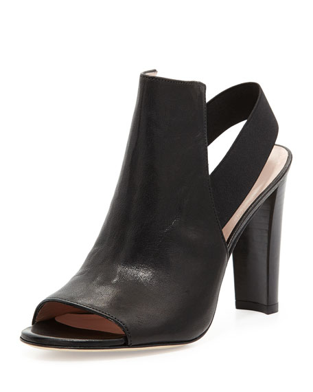 Stuart Weitzman Fronton Leather Booties recommend for sale rZY1z