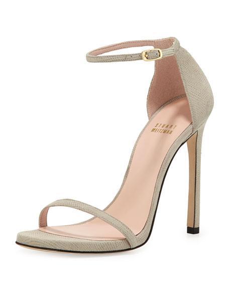 4b52bdcc6a0 Stuart Weitzman Nudist Ankle-Strap Sandal