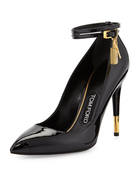 Tom Ford logo detail pumps buy cheap free shipping OKAgIZ