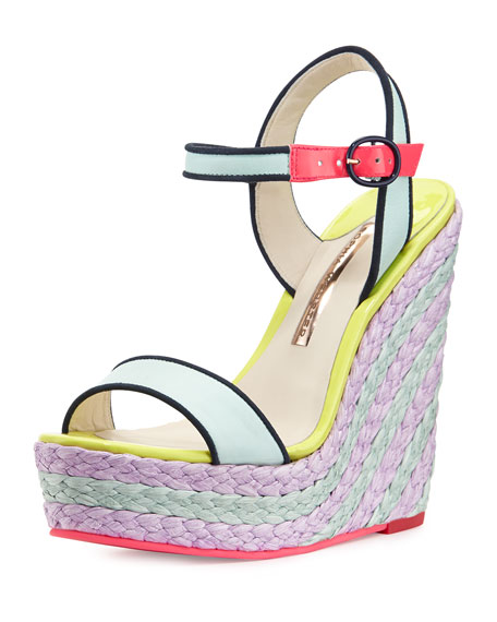 Sophia Webster Espadrille Wedge Sandals marketable for sale fake for sale cheap sale official site discount cheap online prices cheap online hLTPVNu5V