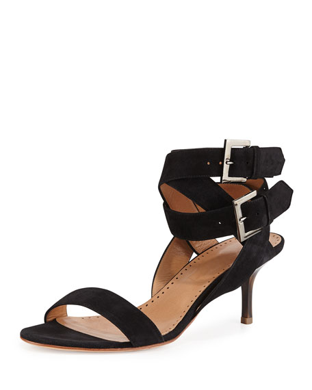 Alexa Wagner Suede Ankle Strap Sandals cheap sale great deals factory outlet sale online really cheap sale how much fashionable for sale OZb9B