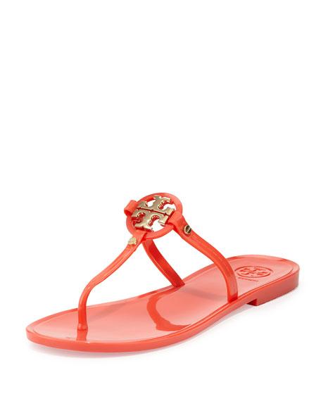 d3a826c2cc8 Tory Burch Mini Miller Jelly Thong Sandal