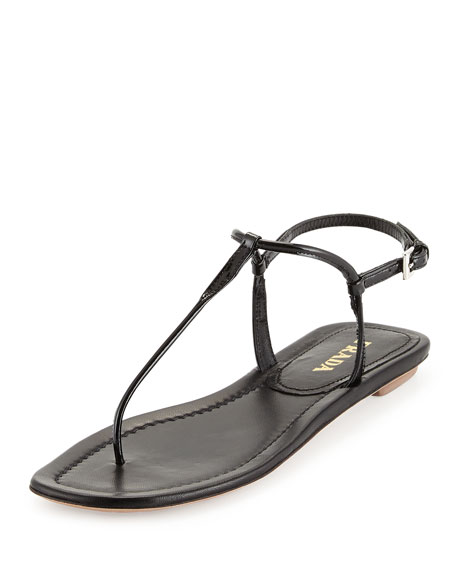 footlocker pictures for sale Prada thong sandals clearance amazing price QhsKnpZaKu
