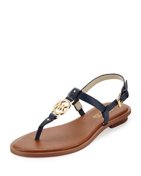 165af550af3 MICHAEL Michael Kors Sondra Logo Thong Sandal