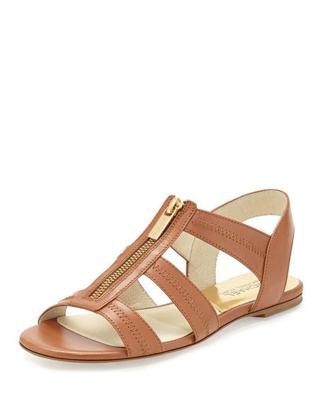 f7341416fb9 MICHAEL Michael Kors Berkley T-Strap Flat Sandal