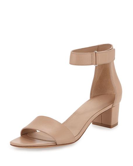 Vince Rita Leather Sandal 3GHKVDdH