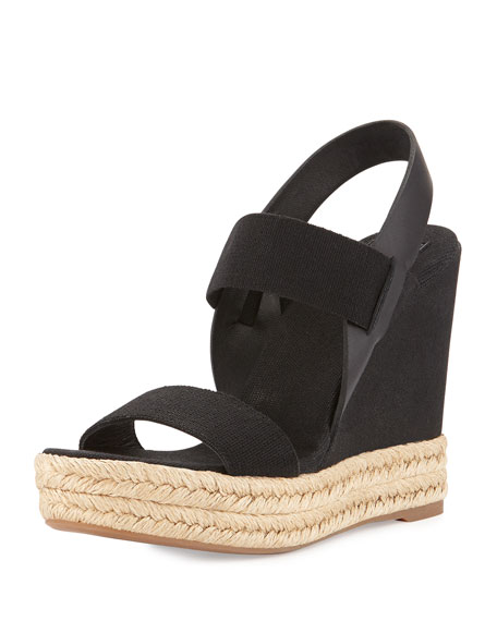 cheap low shipping fee discount reliable Tory Burch Canvas Slingback Sandals comfortable for sale fC0UbYxhLT