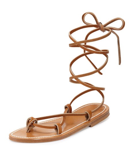 buy cheap shop offer factory outlet cheap online K Jacques St. Tropez Leather Gladiator Sandals 2014 unisex N8xdLOQWug
