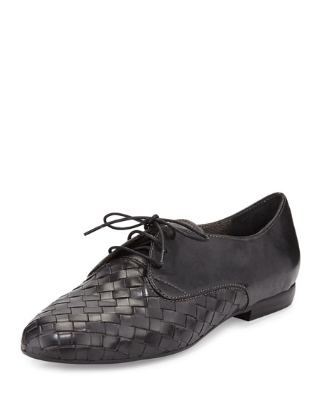 Sesto Meucci Woven Leather Oxfords discount looking for shop for online cheap sale brand new unisex VJsmp