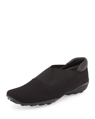Udaya Waterproof Slip-On, Black