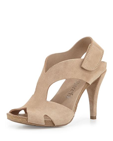 wide range of online Pedro Garcia Slingback Suede Sandals sale 2014 newest PGnNsb