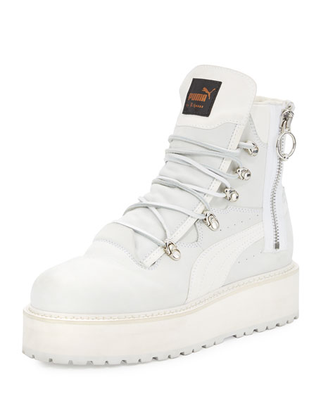 puma sneaker boot rihanna