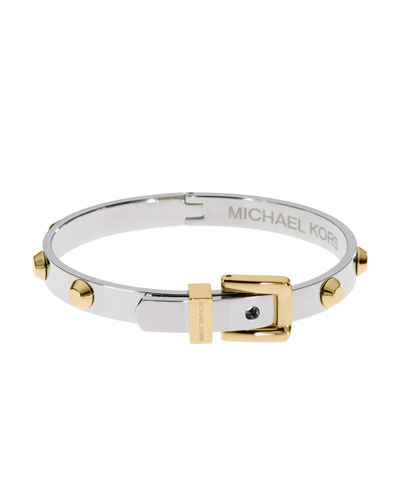 Two-Tone Astor Bangle