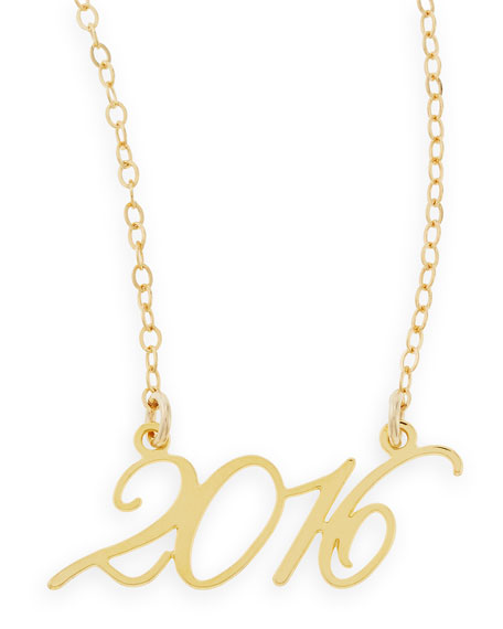 Brevity 22k gold plated year 2016 necklace for 22k gold jewelry usa