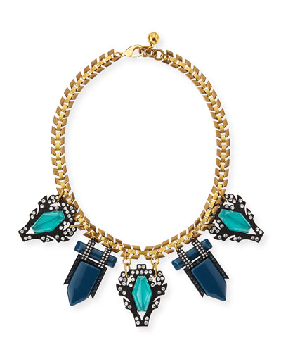 Lucid Statement Necklace