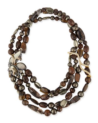 Elements Tressage Necklace